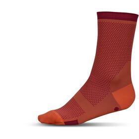 Isadore Climbers Angliru Socken orange